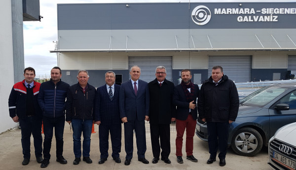 Significant Visit from Çorlu District Governor
